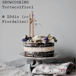 Showcooking Tortecoifiori @ Zôdio Italia