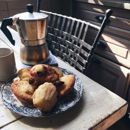 Le madeleine | Postacoifiori